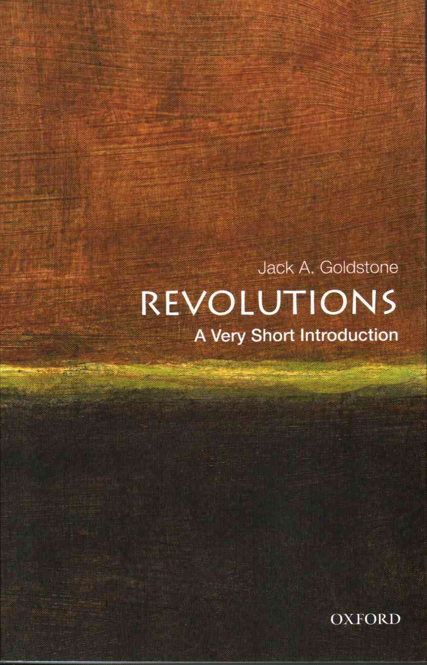 Revolutions By Goldstone, Jack A.