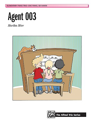 Agent 003 By Mier, Martha (COP)